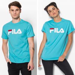 FILA, Classic pure tee ss, Blue curacao