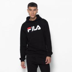 FILA, Classic pure hoody kangaroo, Black