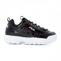FILA, Disruptor m low wmn, Black