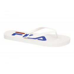 FILA, Troy slipper, White