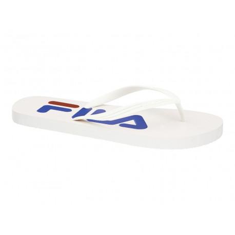 Troy slipper - White