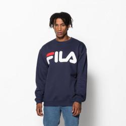FILA, Classic logo sweat, Black iris