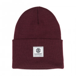 ELEMENT, Dusk ii beanie a, Napa red