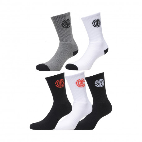 High-rise socks 5 p. - Multico