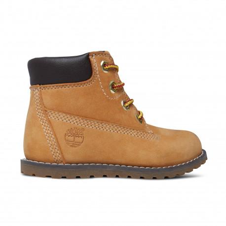 Pokey pine 6in boot - Wheat