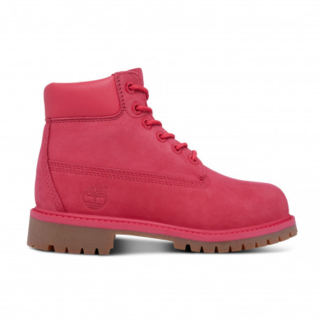 6 in premium wp boot - Rose red