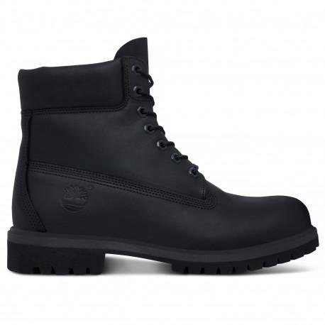 6 premium boot - Black