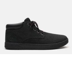 TIMBERLAND, Davis square leather, Black