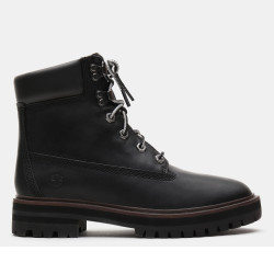 TIMBERLAND, London square 6in bo, Jet black