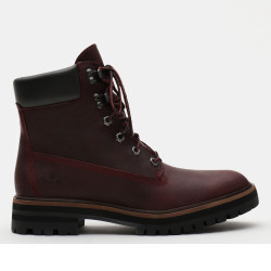 TIMBERLAND, London square 6in bo, Dark port