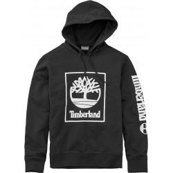 TIMBERLAND, Sls hooded pullover, Black