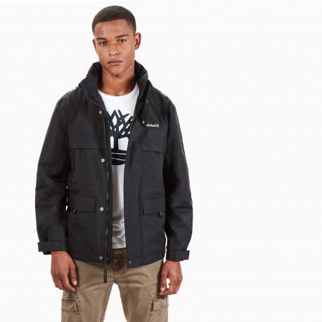 Sls colourblock jacket - Black