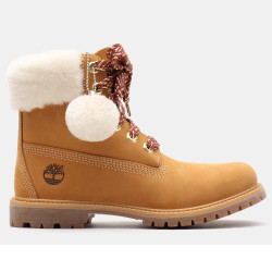 TIMBERLAND, 6in prem shearling, Wheat