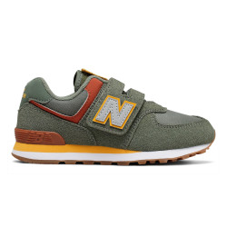 NEW BALANCE, Yv574 m, Green