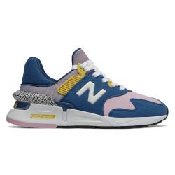 NEW BALANCE, Ws997 b, Blue/pink