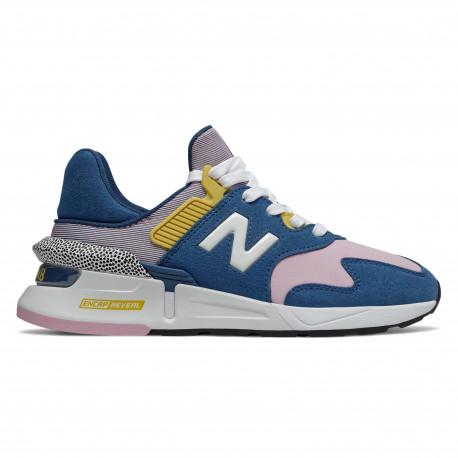 Ws997 b - Blue/pink