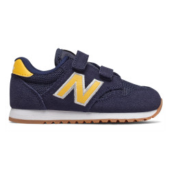 NEW BALANCE, Iv520 m, Navy/yelow