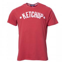 FRENCH KICK, Ketchup, Red