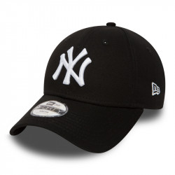 NEW ERA, K 940 mlb league basic neyyan, Blk/wht