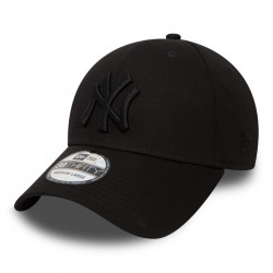 NEW ERA, 39thirty league basic neyyan, Black/black