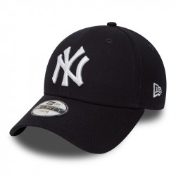 NEW ERA, K 940 mlb league basic neyyan, Navy/wht