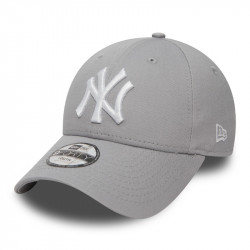 NEW ERA, K 940 mlb league basic neyyan, Grey/wht