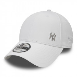 NEW ERA, Mlb flawless logo basic 940 neyyan, Whi