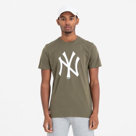 Mlb apparel tee new york yankees - New olive