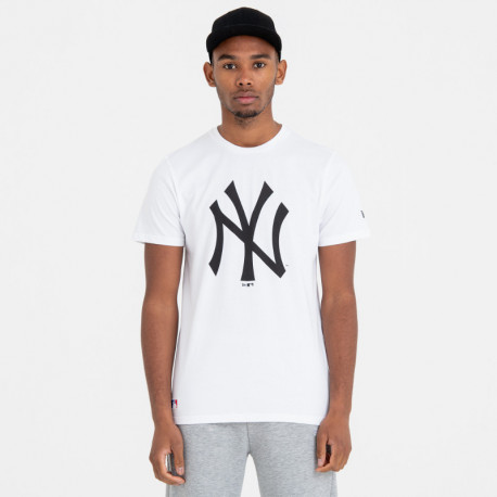 Mlb apparel tee new york yankees - Optic white
