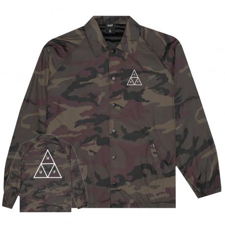 Jacket essentials tt coaches - Woodland
