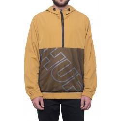HUF, Jacket wire frame honey, Mustard
