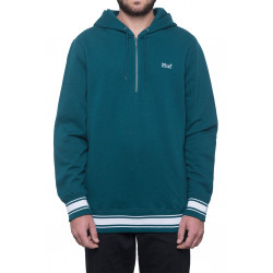 HUF, Sweat relay french terry hood, Jade