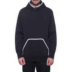 HUF, Sweat summit french terry hood, Black