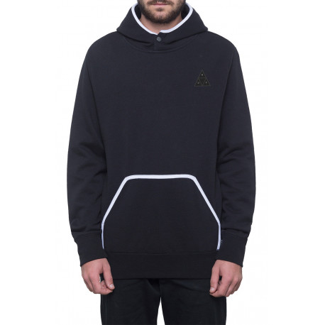 Sweat summit french terry hood - Black