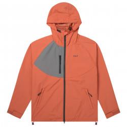 HUF, Jacket standard shell 2, Rust