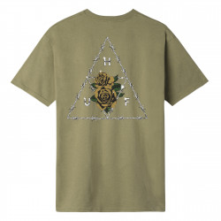 HUF, T-shirt dystopia tt ss, Dried herb