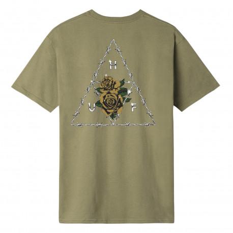 T-shirt dystopia tt ss - Dried herb