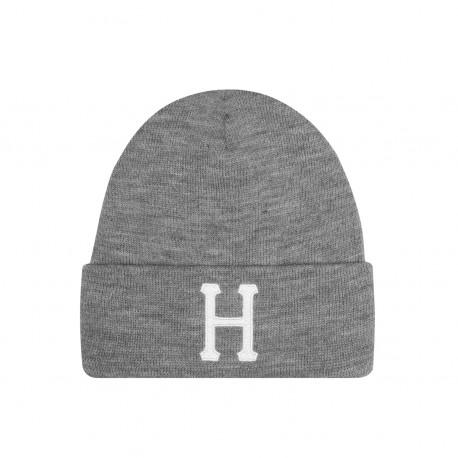 Beanie classic h - Grey heather