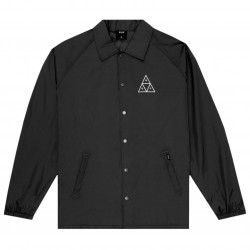 HUF, Jacket essentials tt coaches, Black