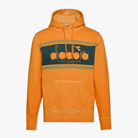 Hoodie spectra used - Orange mustard