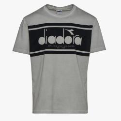 DIADORA, T-shirt ss spectra used, Grey alaska