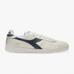 DIADORA, Game l low waxed, Blanc/uniforme bleu