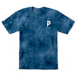 PRIMITIVE, T-shirt vegeta glow washed ss, Slate wash