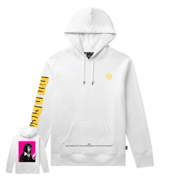 HUF, Sweat pulp fiction mia hood, White