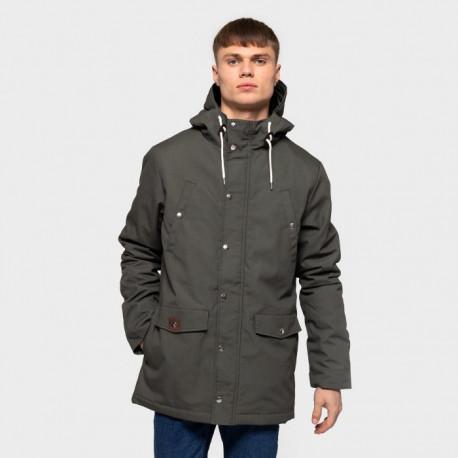 Leif parka jacket - Army