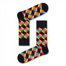 HAPPY SOCKS, Optiq square sock, 9350