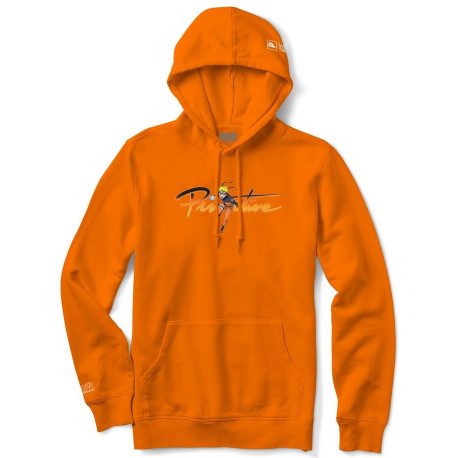 Sweat naruto nuevo hood - Orange