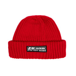 JACKER, Party short beanie, Red