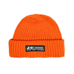 JACKER, Party short beanie, Orange