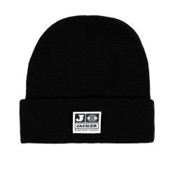 JACKER, Party beanie, Black
